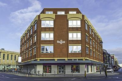 Regus Serviced Offices Savile Street, Hull, East Yorkshire, HU1