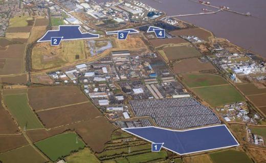 Site B, Plot 1, N Quay, Grimsby Dock, Grimsby, North East Lincolnshire, DN31 3LL