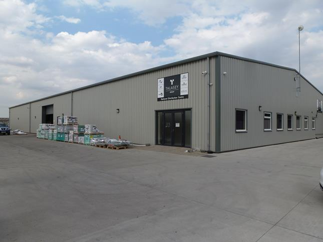 Office & Warehouse Premises, Belton Road, Sandtoft, Doncaster, South Yorkshire , DN8 5SX