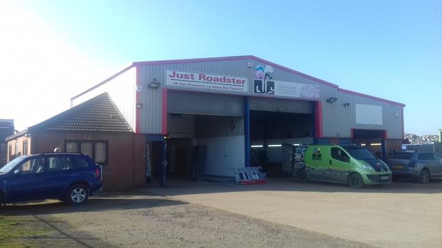 Sandtoft Industrial Estate, Sandtoft Road, Belton, Doncaster, South Yorkshire, DN9 1PN