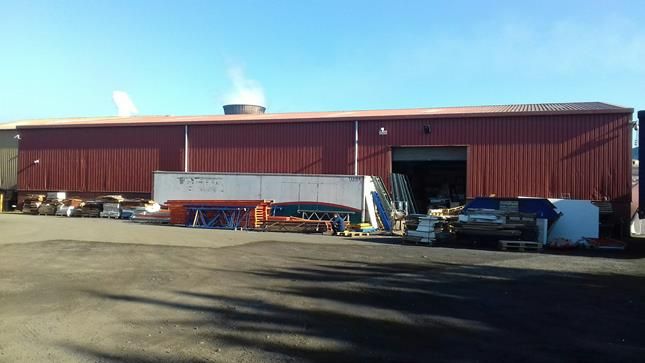 Warehouse Premises, Woodhouse Road, Scunthorpe , North Lincolnshire , DN16 1BD