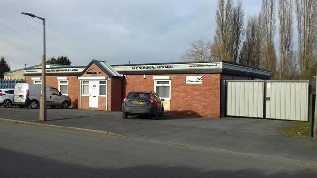 Plot 2 , Hebden Road, Scunthorpe, North Lincolnshire, DN15 8DT