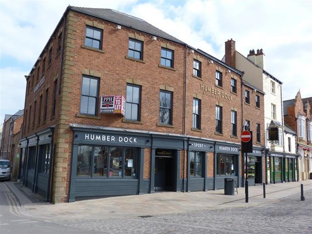 First & Second Floor, Blanket Row, Hull, HU1 1BA