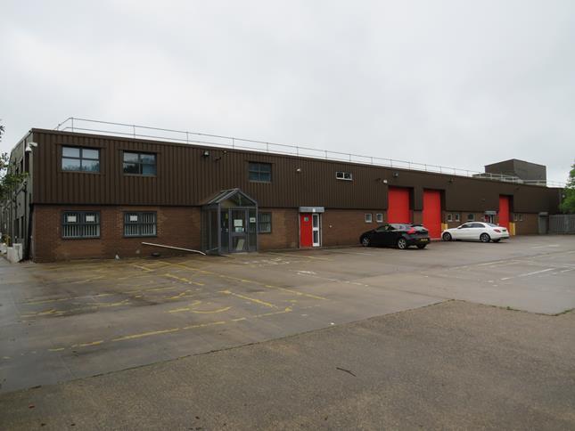 Park Farm Road, Foxhills Industrial Estate, Scunthorpe, North Lincolnshire, DN15 8QJ