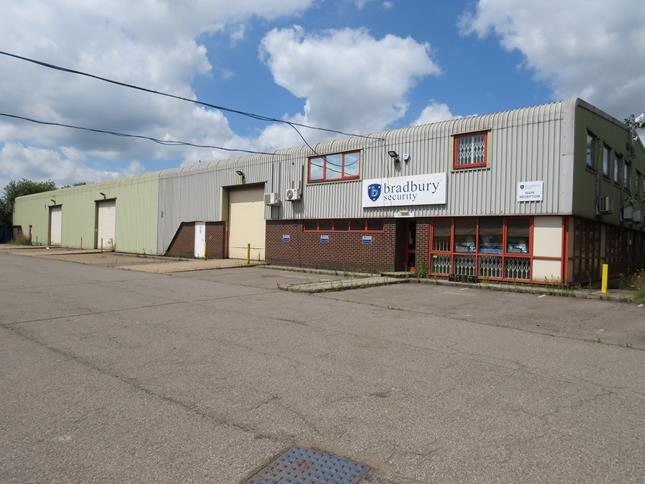 Units 5/7 & 9, Dunlop Way, Queensway Industrial Estate, Scunthorpe , North Lincolnshire, DN16 3RN