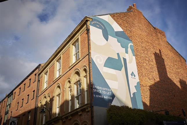 Danish Buildings, High Street, Hull, East Yorkshire, HU1 1PS