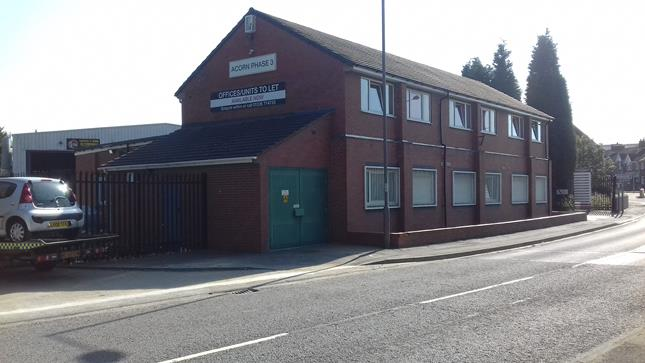 Ground Floor Office Suite 2, Acorn Phase 3, High Street, Grimethorpe, Barnsley, South Yorkshire, S72 7BD