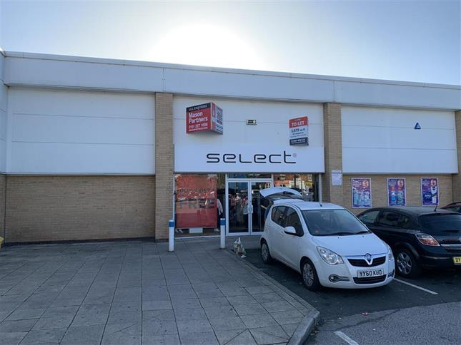 Kingston Retail Park, Holderness Road, Hull, HU9 2AA