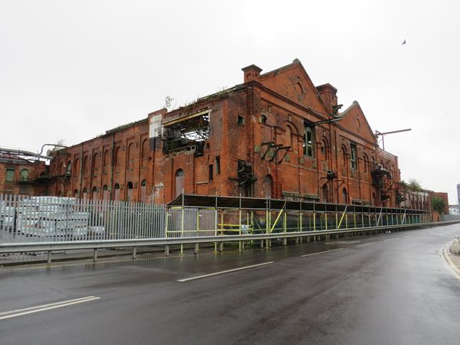 The Ice Factory, Murray Street, Grimsby, North East Lincolnshire, DN31 3RD