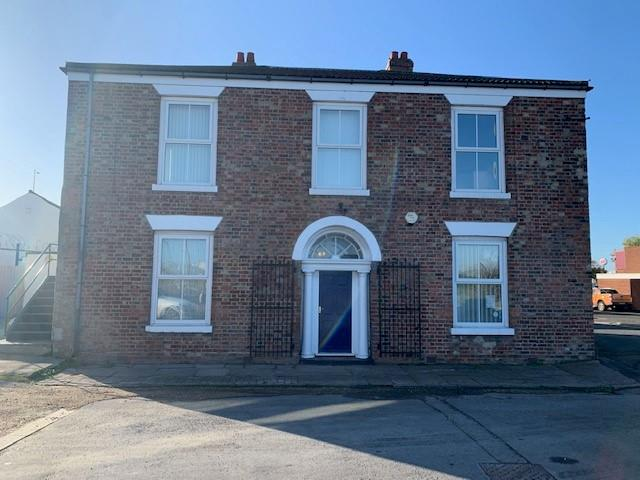 First Floor, Flour Square, Grimsby, North East Lincolnshire, DN31 3LP