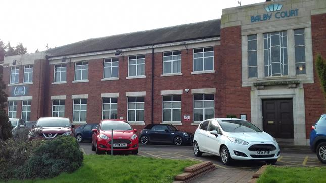 Individual Serviced Office Suites, Balby Court Business Campus, Balby Carr Bank, Doncaster, DN4 8DE