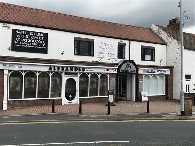 Units 1 & 2, Red Lion Court, Wilson Street, Anlaby, East Yorkshire, HU10 7DA