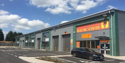 New Industrial Premises, Riverside Business Park, Moody Lane, Grimsby, North East Lincolnshire, DN31 2SW
