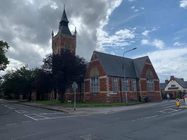 Former Holme Hill School, Educational Development Centre, Holme Hill, Wellington Street, Grimsby, North East Lincolnshire, DN32 7DZ