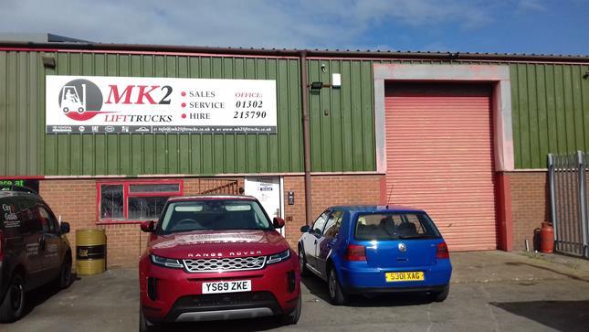 Units 2 & 3 , Plumb Industrial Estate, Sandall Stones Road, Kirk Sandall, Doncaster, DN3 1QR
