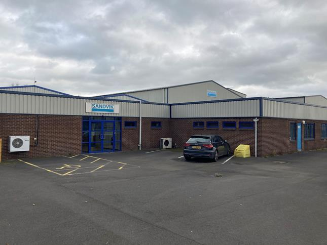 Land & Buildings, Wellsyke Road, Carcroft Common Industrial Estate, Doncaster, DN6 7DU