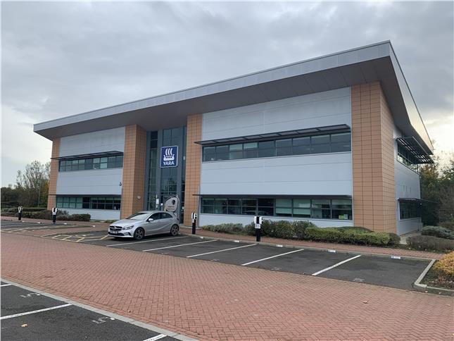 Yara UK Ltd, First Floor, Origin 5, Genesis Office Park, Genesis Way, Europarc, Grimsby, North East Lincolnshire, DN37 9TZ