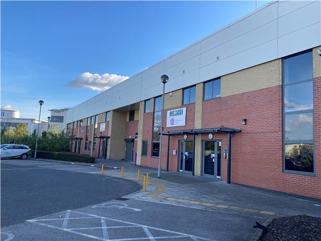 Atlas Business Park, First Point, Doncaster, South Yorkshire, DN4
