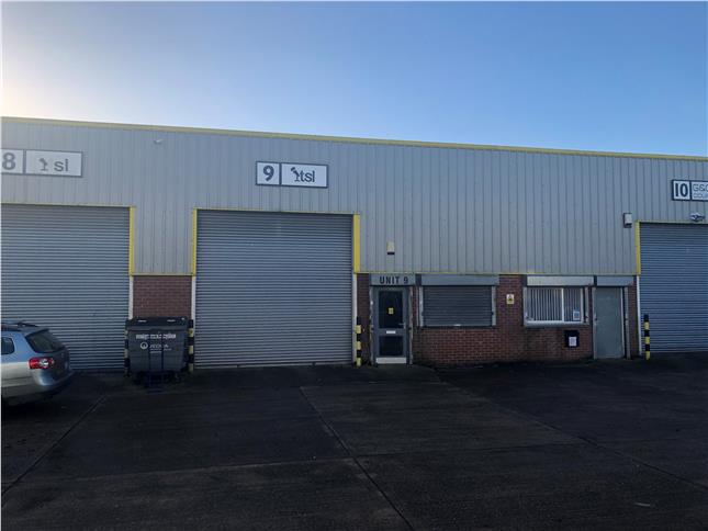 National Industrial Estate, Bontoft Avenue, Hull, East Yorkshire, HU5