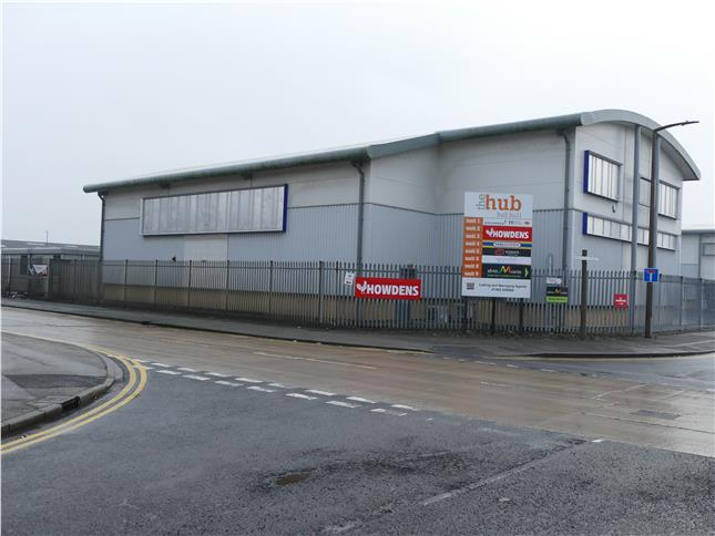 The Hub, Witty Street/Havelock Street, Hull, East Riding Of Yorkshire, HU3