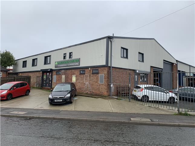 Plot 14, Wilton Road Industrial Estate, Wilton Road, Humberston, Grimsby, North East Lincolnshire, DN36