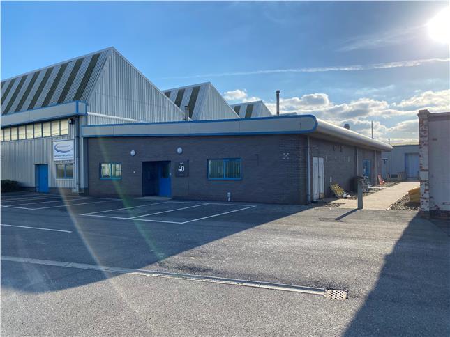 Humber Enterprise Park, Brough, East Yorkshire, HU15