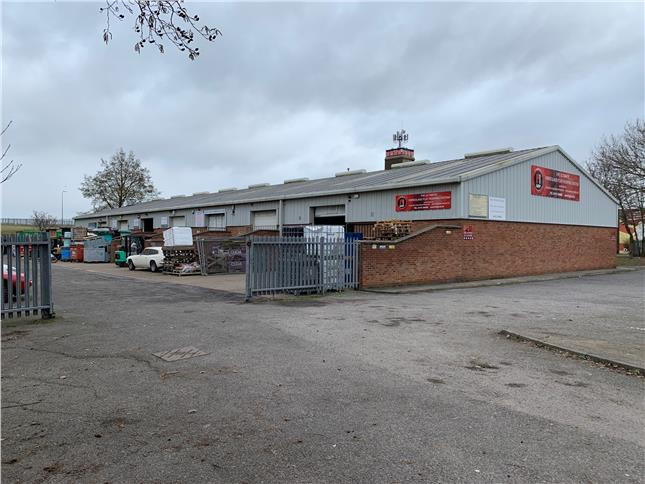 Industrial Units, Cromwell Industrial Estate, Cromwell Road, Grimsby, North East Lincolnshire, DN31