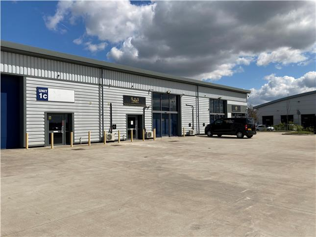 And Unit 1B, Marrtree Business Park, Silk Road, Doncaster, South Yorkshire, DN2