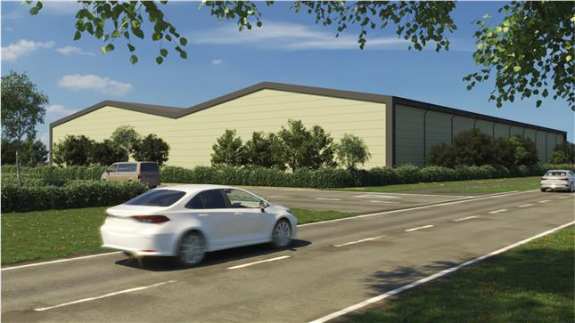 Driffield Business Park, Kelleythorpe, Driffield, YO25