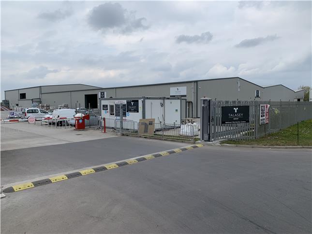 Warehouse Premises, Belton Road, Sandtoft, Doncaster, South Yorkshire, DN8