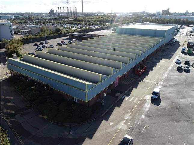 Industrial, Clough Road, Hull, East Riding Of Yorkshire, HU5