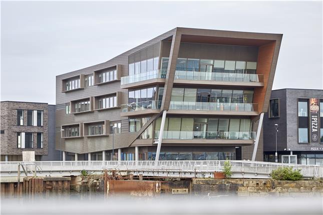 C4DI Complex @The Dock, Fruit Market, Hull, East Yorkshire, HU1