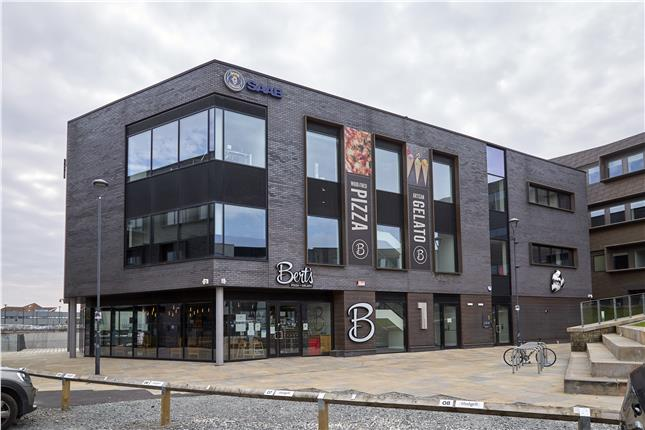 First Floor Building 1, C4DI, The Fruit Market, Hull, East Yorkshire, HU1