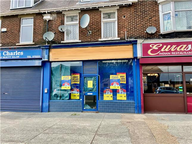 Holderness Road, Hull, East Riding Of Yorkshire, HU8