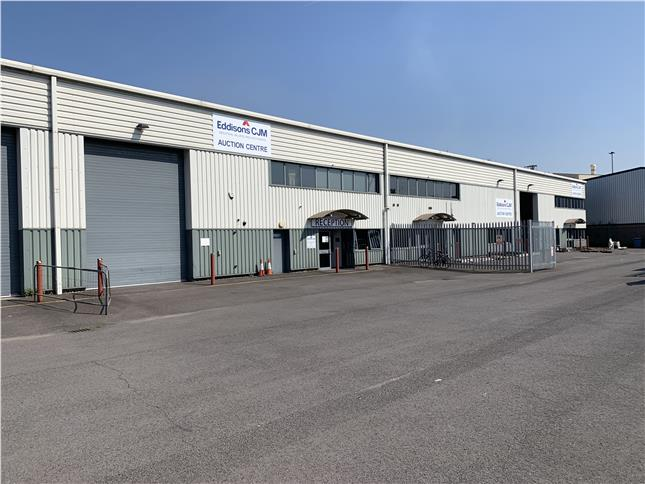 Units 2 & 3, Ginetta Park, Dunlop Way, Queensway Industrial Estate, Scunthorpe, North Lincolnshire, DN16