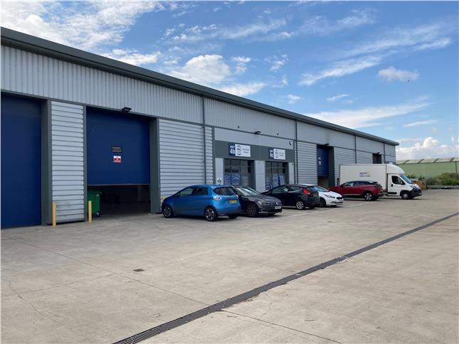 Units 4B & 4C Marrtree Business Park, Quest Park, Wheatley Hall Road, Doncaster, South Yorkshire, DN2