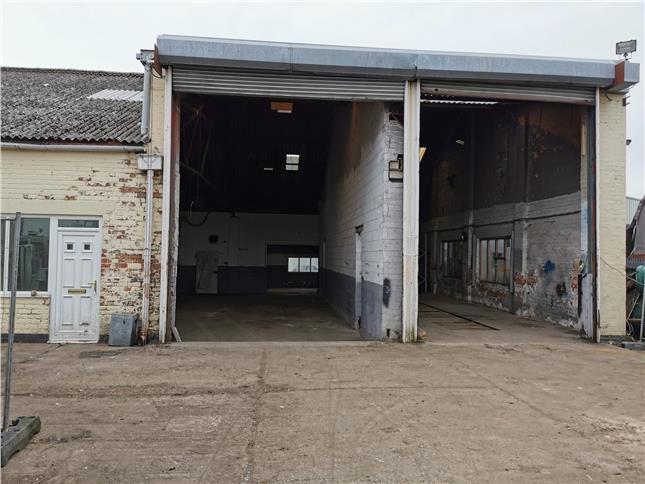 Junction 2 Business Park, Crowle, Scunthorpe, DN17