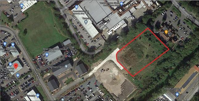 Industrial Development Site, Blossom Avenue, Humberston, North East Lincolnshire, DN36 4RJ