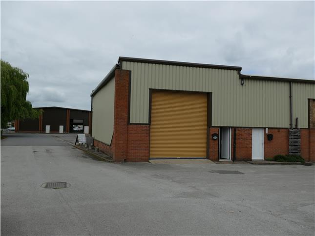 Unit 2 The Grange Industrial Estate, Rawcliffe Road, Goole, East Riding Of Yorkshire, DN14