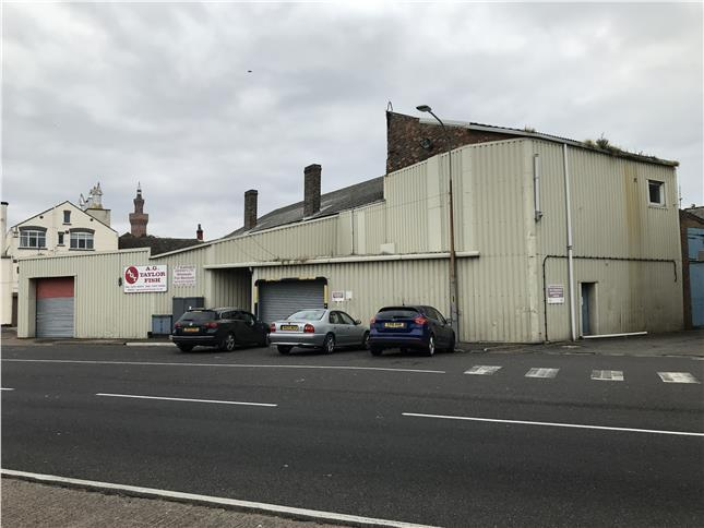 Building 58/59, Hutton Road, Grimsby, North East Lincolnshire, DN31