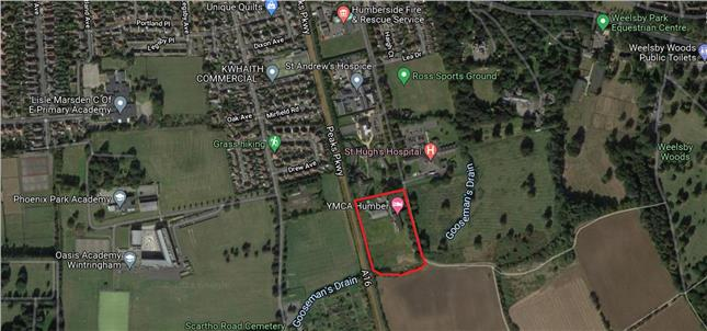 YMCA Hostel Premises, Peaks Lane, Grimsby , North East Lincolnshire, DN32