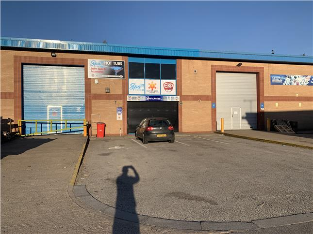 Eastgate Park, Queensway Industrial Estate, Scunthorpe, North Lincolnshire, DN16 1AE