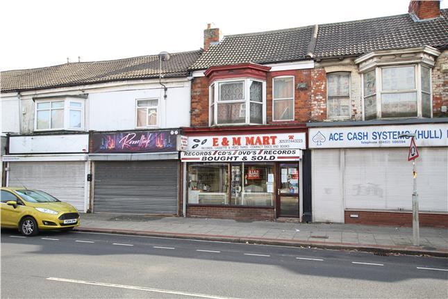 Hessle Road, Hull, East Riding Of Yorkshire, HU3